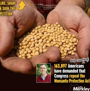 American's against Monsanto Protection Act June 5, '13