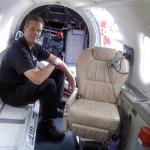 Carl Natter, Pilot