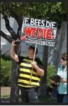 If bees die, we die June '13