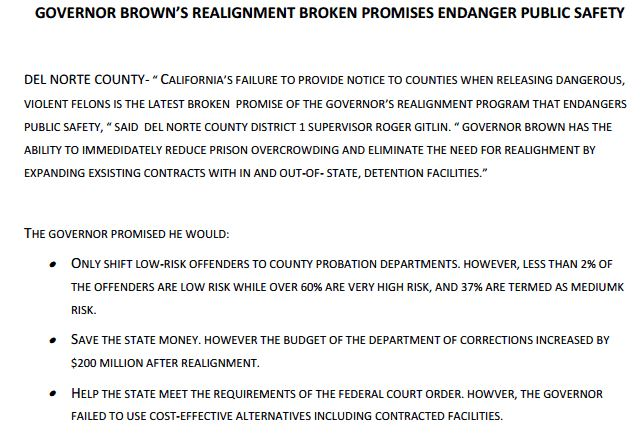 Gov Brown Broken Promises July 11, '13