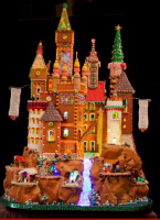 Gingerbread village 2