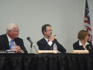 Candidates for Judge: Henion, McElfresh & Doehle
