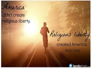 America Religious Liberty