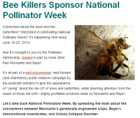 National Pollinators Week part 1