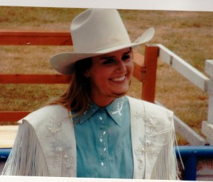 Ashllie Morgan  1st Rodeo Queen 2004