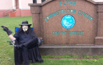 Guy Fawkes at Flynn Center Nov 9, '15