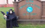 Guy Fawkes at Flynn Center Nov 9, '15