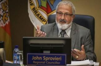 John Spovieri Peel Region Canada
