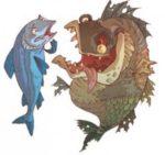 Fresh fish vs Frankenfish